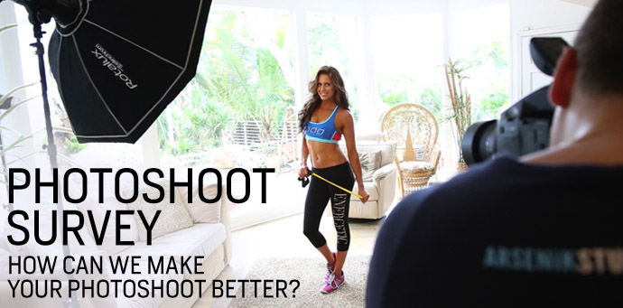 Photoshot Survey – How can we make your experience better?