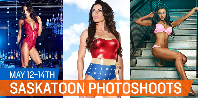 Saskatoon Photoshoots – May 12-14