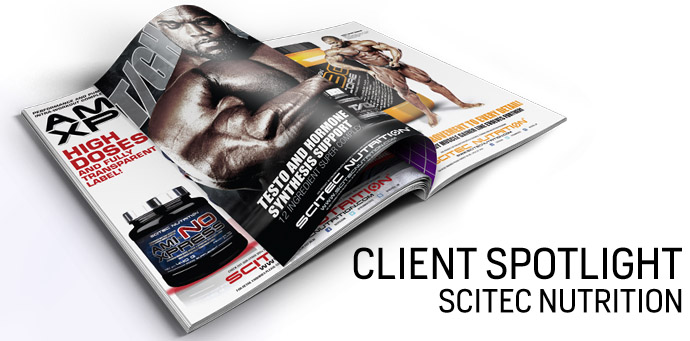 Client spotlight – Scitec Nutrition